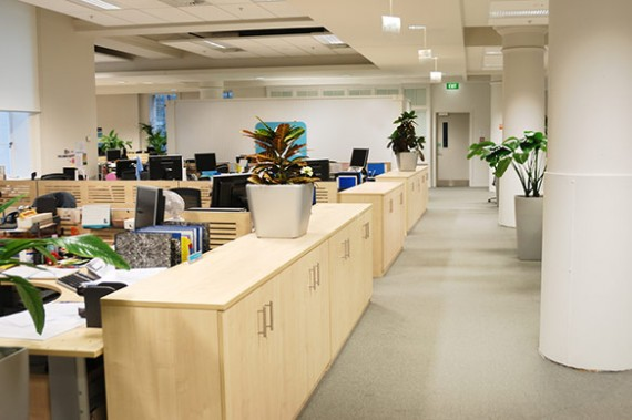 Safe Office Cleaning in Bristol