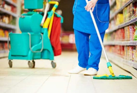 commercial cleaning in Bristol