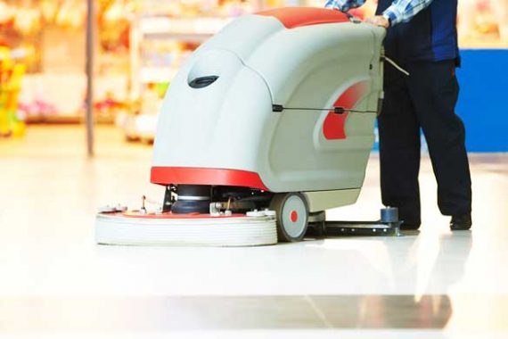 industrial cleaning Bristol