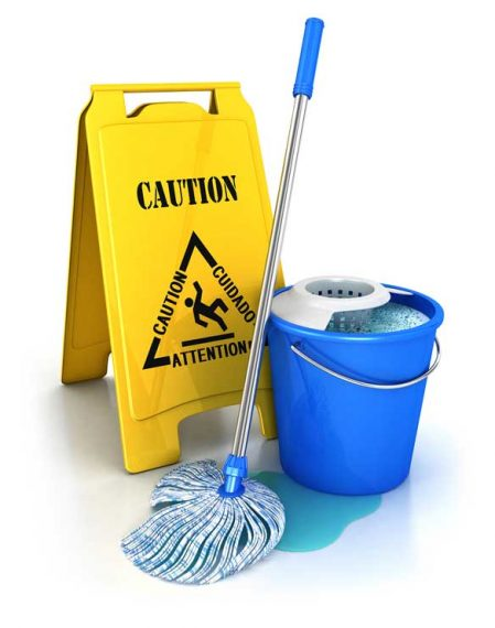 industrial commercial cleaning