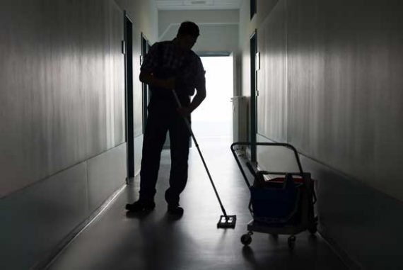 Commercial Janitorial Cleaning Solutions