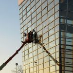 high rise cleaning company