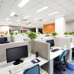 professional office cleaning service