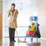 commercial cleaning service in Bristol