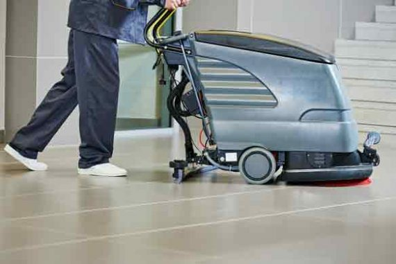 commercial industrial cleaning